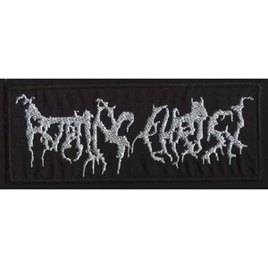 "ROTTING CHRIST ""Logo"" /Patch/"