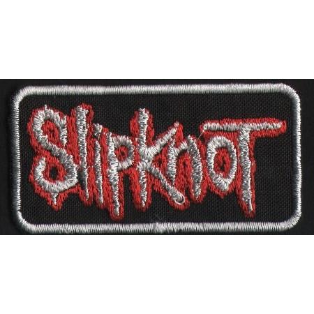 """SLIPKNOT """"Bloody Logo"""" /Patch/"""