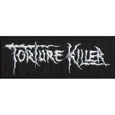 """TORTURE KILLER """"Logo"""" /Patch/"""
