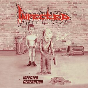 "INFECTED ""Infected Generation"" /Digital LP/"
