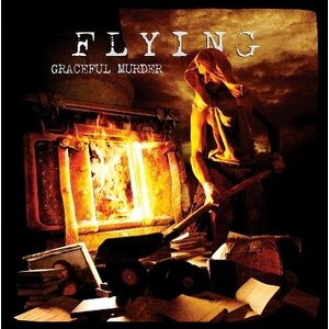 "FLYING ""Graceful Murder"" /Autographed CD/"