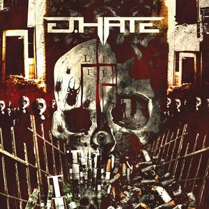 "D.HATE ""L. I. F. E."" /Digipack CD/"