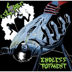 "CRUSHER ""Endless Torment"" /Digital LP/"