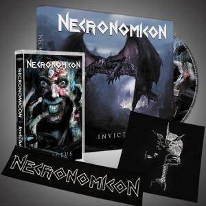 """NECRONOMICON """"Invictus"""" /Box Set/"""