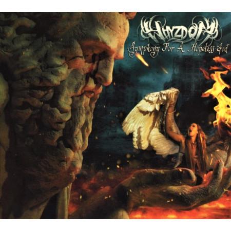"WHYZDOM ""Symphony For A Hopeless God"" /Digipack CD/"