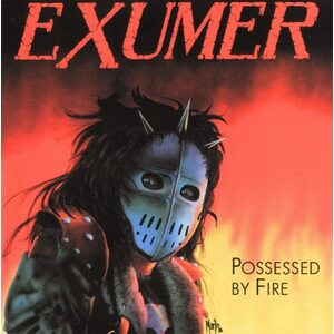 "EXUMER ""Possessed By Fire"" /Pit-Art CD/"