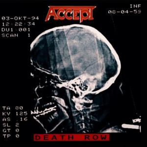 """ACCEPT """"Death Row"""" /CD/"""