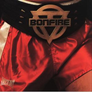 """BONFIRE """"Knock Out"""" /CD/"""