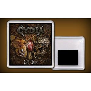 """CYDIA """"Evil Sun"""" /Acryl Magnet/"""