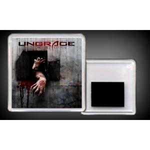 """UNGRACE """"Hostile Revival"""" /Acryl Magnet/"""