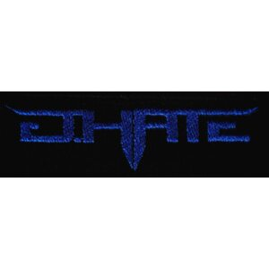 "D.HATE ""Logo"" /Patch/"