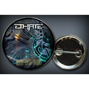 """D.HATE """"Game With Ghosts"""" /Pin/"""