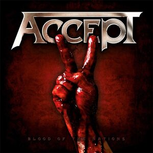 "ACCEPT ""Blood Of The Nations"" /2LP/"