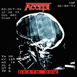 "ACCEPT ""Death Row"" /2LP/"