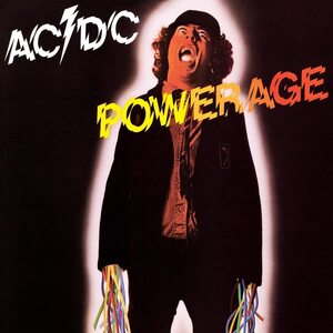 "AC/DC ""Powerage"" /LP/"