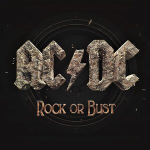 "AC/DC ""Rock Or Bust"" /Ltd. 3D LP + CD Set/"