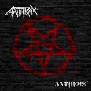 "ANTHRAX ""Anthems"" /12"" EP/"