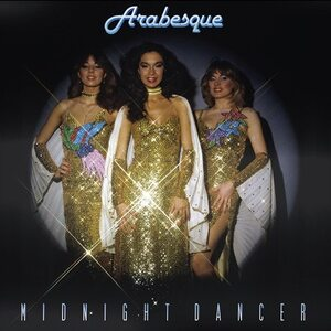 "ARABESQUE ""Midnight Dancer"" /Deluxe LP/"