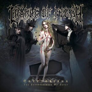 "CRADLE OF FILTH ""Cryptoriana - The Seductiveness Of Decay"" /2LP/"