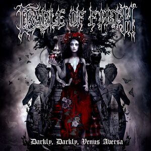 "CRADLE OF FILTH ""Darkly, Darkly Venus Aversa"" /2LP/"