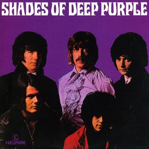 "DEEP PURPLE ""Shades Of Deep Purple"" /LP/"