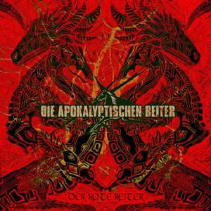 """DIE APOKALYPTISCHEN REITER """"Der Rote Reiter"""" /Ltd. 2LP/"""