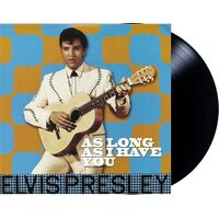 "ELVIS PRESLEY ""As Long As I Have You"" /LP/"