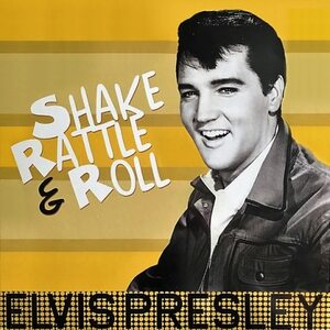 "ELVIS PRESLEY ""Shake Rattle & Roll"" /LP/"