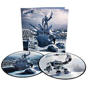 """HELLOWEEN """"My God-Given Right"""" /Ltd. Picture 2LP/"""