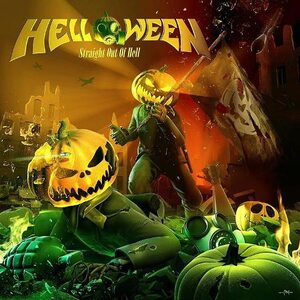 "HELLOWEEN ""Straight Out Of Hell"" /Ltd. 2LP/"