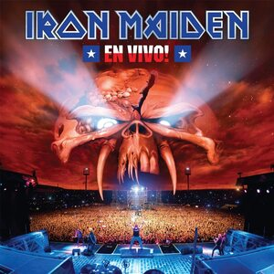 "IRON MAIDEN ""En Vivo!"" /Ltd. 3LP; Live/"