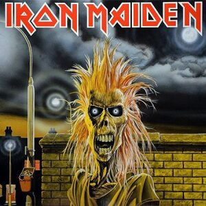 "IRON MAIDEN ""Iron Maiden"" /LP/"