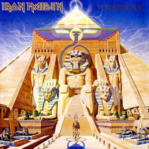 "IRON MAIDEN ""Powerslave"" /LP/"