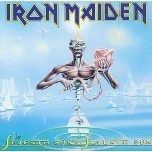 "IRON MAIDEN ""Seventh Son Of A Seventh Son"" /Ltd. LP/"