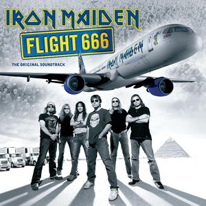 "IRON MAIDEN ""Flight 666 - The Original Soundtrack"" /2LP; Live/"