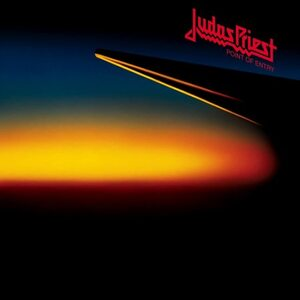 "JUDAS PRIEST ""Point Of Entry"" /LP/"