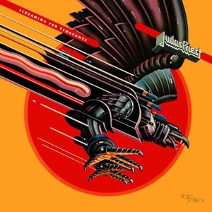 "JUDAS PRIEST ""Screaming For Vengeance"" /LP/"