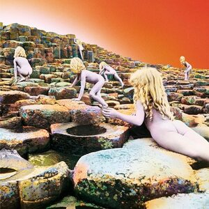 "LED ZEPPELIN ""Houses Of The Holy"" /GLP/"