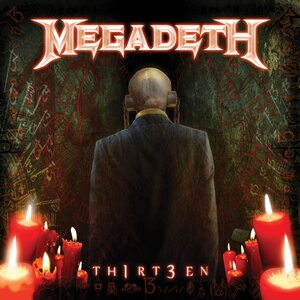 "MEGADETH ""TH1RT3EN"" /2LP/"