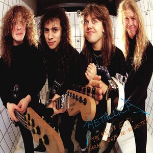 "METALLICA ""The $5.98 E.P. - Garage Days Re-Revisited"" /Ltd. 12"" EP/"