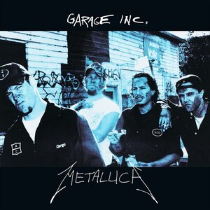 "METALLICA ""Garage Inc."" /3LP/"