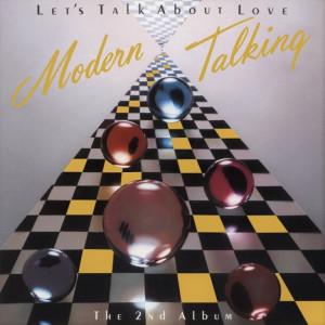 "MODERN TALKING ""Let's Talk About Love"" /LP/"