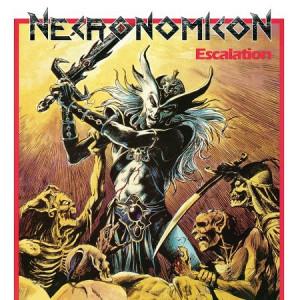 "NECRONOMICON ""Escalation"" /Ltd. LP + Poster/"