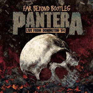 "PANTERA ""Far Beyond Bootleg - Live From Donington '94"" /LP; Live/"