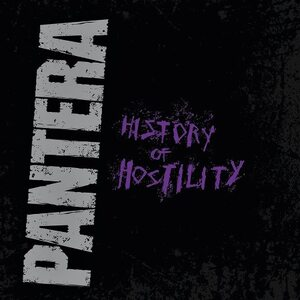 "PANTERA ""History Of Hostility"" /LP/"