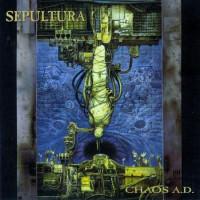 """SEPULTURA """"Chaos A.D."""" /LP/"""