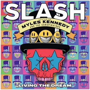 """SLASH featuring Myles Kennedy And The Conspirators """"Living The Dream"""" /Ltd. 2LP/"""