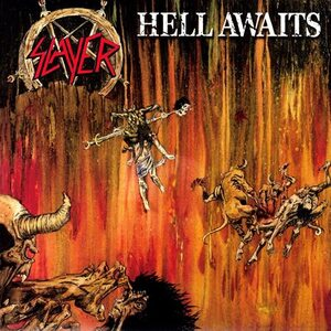 "SLAYER ""Hell Awaits"" /GLP/"