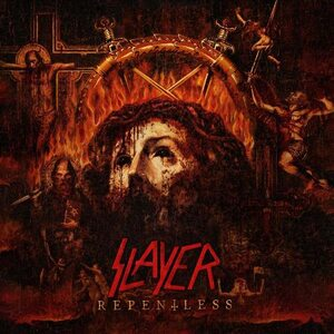 "SLAYER ""Repentless"" /Ltd. GLP/"