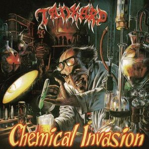 "TANKARD ""Chemical Invasion"" /Ltd. GLP + Poster/"